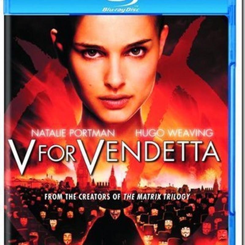 V for Vendetta เพชฌฆาตหน้ากากพยายม [พากย์ไทย-Eng]