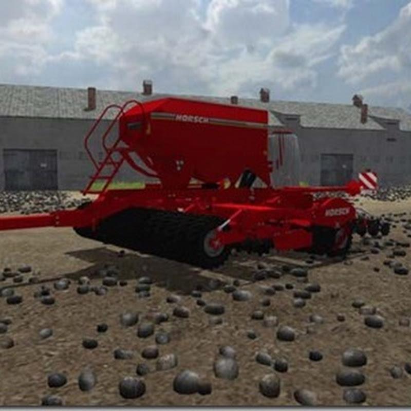 Farming simulator 2013 - Horsch 4DC v 1.0 (Seminatrice)