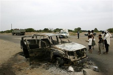 militants-killed-in-south-Yemen-clashes