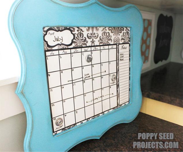 Super-Saturday-ideas-Dry-Erase-planner-black-damask