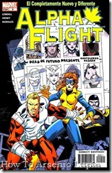 P00009 - Alpha Flight   .howtoarse