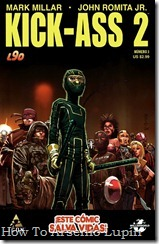 P00003 - Kick - Ass 2 #3