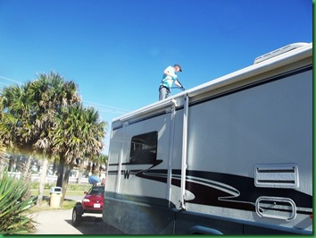 Moving to Gamble Rogers 003
