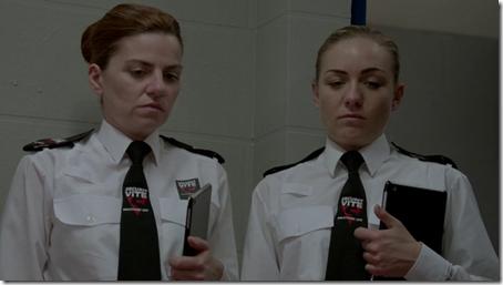 prison warders