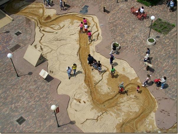 Maquette du Mississipi - Riverwalk (2)