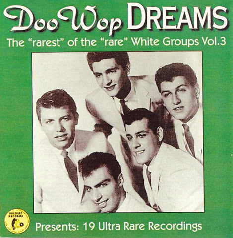 Doowop Dreams 3 - 20 front