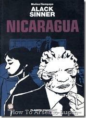 Alack Sinner - Nicaragua