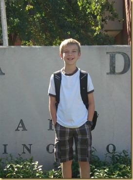 1st day of 6th grade 003
