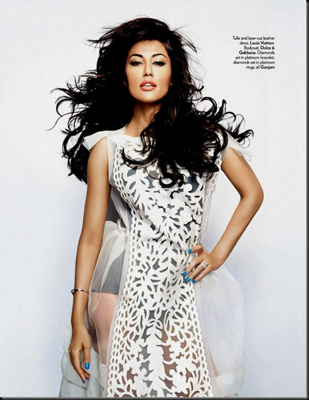 Chitrangada Singh Hot Vogue Magazine1