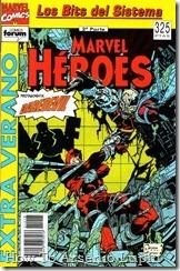 P00089 - Marvel Heroes Especial  Verano.howtoarsenio.blogspot.com