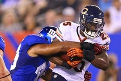 bears vs giants
