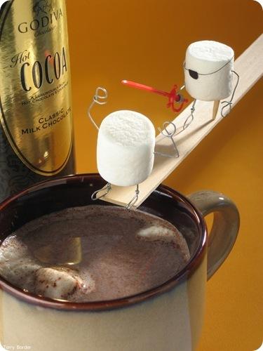 Terry Border-Aargh Shmallows