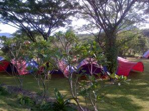 Paket Camping Villa Roso Mulyo