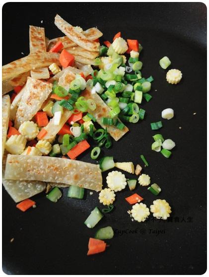 鮮蔬炒餅4
