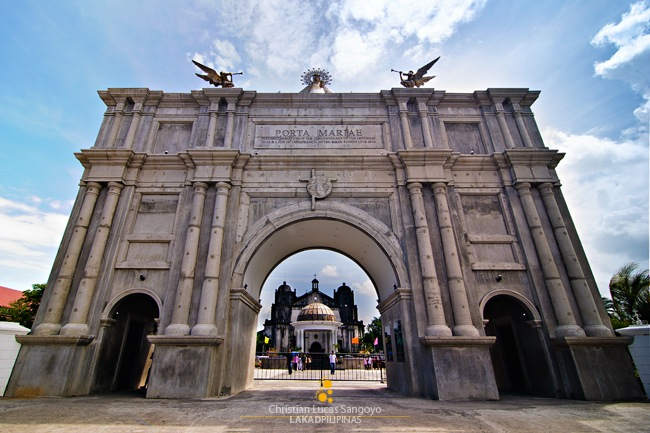 Naga Metropolitan Cathedral Porta Mariae