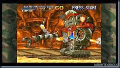 Metal Slug 3, robot