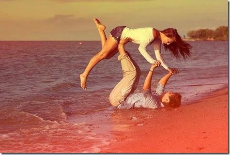 felicidade amor