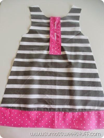 Dotty for Stripes Dress - SumosSweetStuff.com
