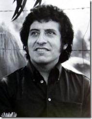 Victor Jara Martinez. 28 Set.1932- 16 Set.1973. Jan. 2013