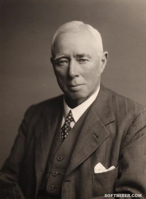 NPG x169050; Sir Francis Oswald Lindley