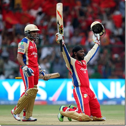 Pepsi IPL - Match 31 RCB v PWI