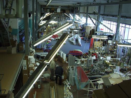 Вид из аэросовской кухни
