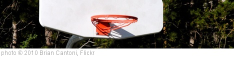 'Basketball hoop' photo (c) 2010, Brian Cantoni - license: http://creativecommons.org/licenses/by/2.0/