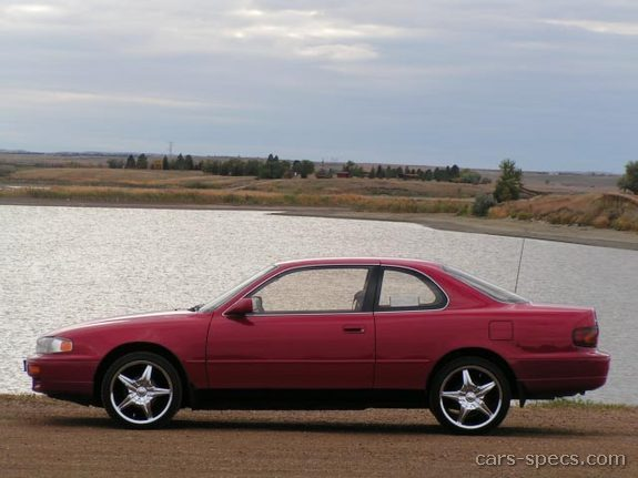 1996 Toyota Camry Coupe Specifications Pictures Prices