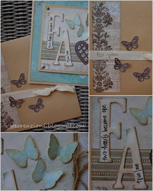 card farfalle