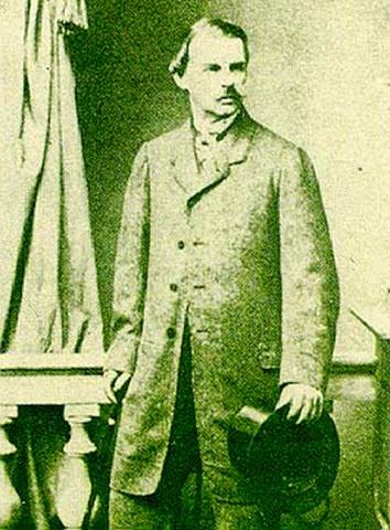 EL DUQUE MAXIMILIANO DE BAVIERA (1808-1888), PADRE DE LA EMPERATRIZ SISSÍ.