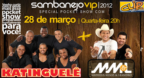 Sambanejo VIP - Pepi's Pizza Bar - Clip FM