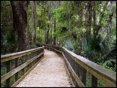Gainesville to Hawthorn Bike Trail 160
