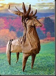 Origami Elk?