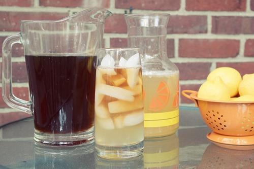 arnold palmer ice tea and lemonade recipe