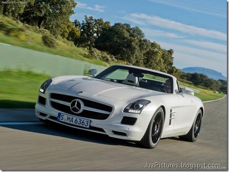 Mercedes-Benz SLS AMG Roadster5
