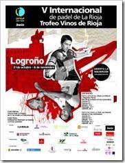 Vuelve el mejor pádel del mundo: Bwin PPT Internacionales La Rioja en Logroño.