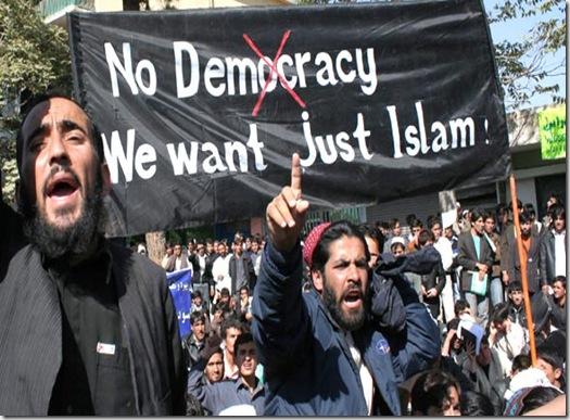 ديمقراطية الإسلام