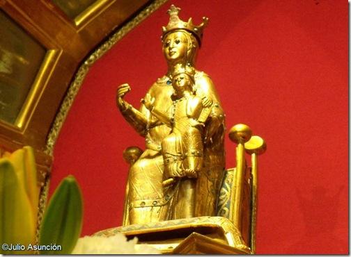 Virgen de Jerusalem - Artajona