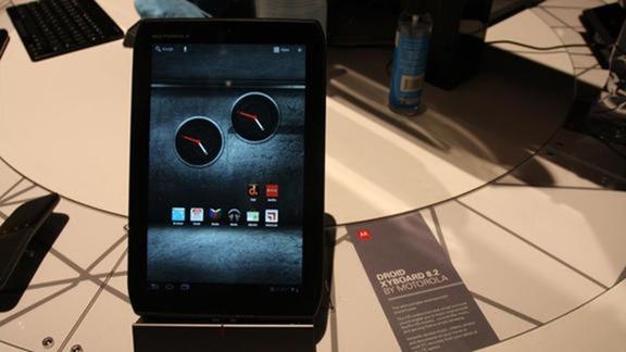 Gajet sekitar Consumer Electronics Show 2012