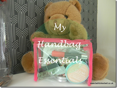 My Handbag Essentials