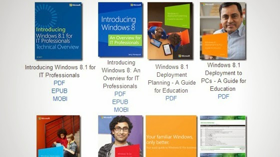 Download a Treasure Trove of 130 Free Ebooks from Microsoft via Lifehacker