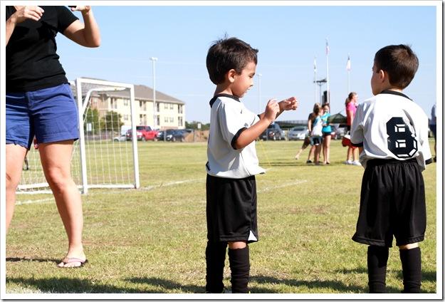 1st soccer game IMG_9322