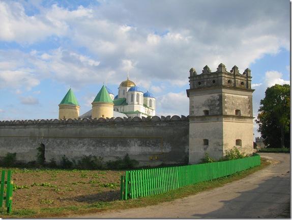 Монастир у Межирічі
