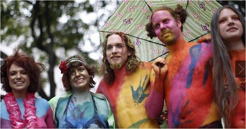 parada gay 6 - Apocalipse Em Tempo Real