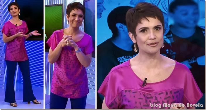 moda do programa ação - sandra annenberg programa 01 de fevereiro de 2014