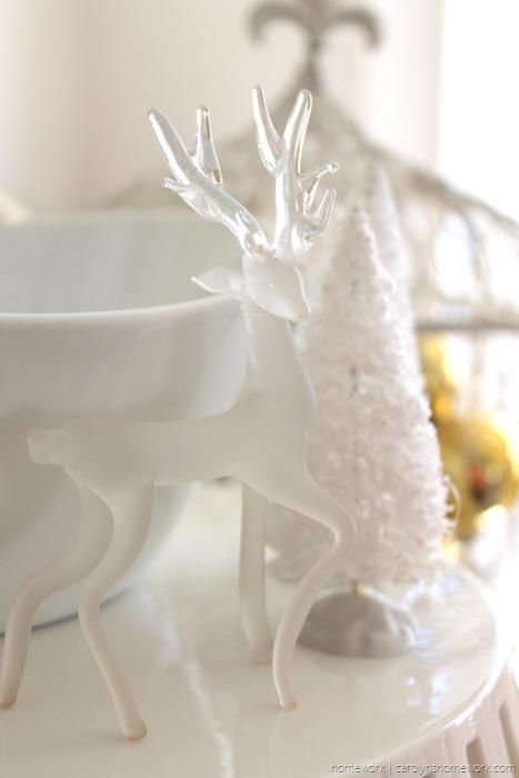 White & Gold Holiday Hutch 2014 via homework - carolynshomework (4)