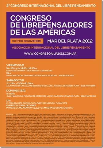 2012, Congreso de la Asociacin Internacional de Libre Pensamiento, Afiche_thumb[1]