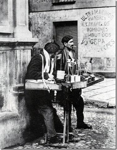 Vendedores de zambombas-Cndido Asende-