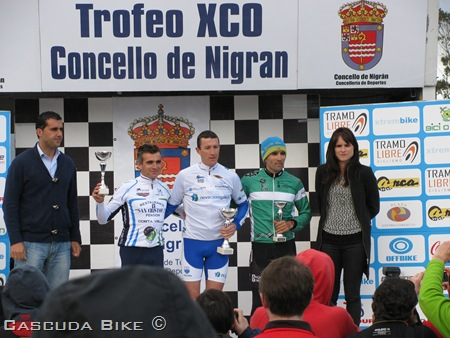 VIII Trofeo BTT Concello de Nigrán XC, Monteferro 2012