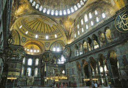 Aya Sofya Turkey 005